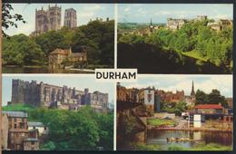 °°° 272 - UNITED KINGDOM - DURHAM - 1968 With Stamps °°° - Durham