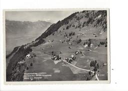 15998 -  Flugaufnahme Masescha Blick In's Rheintal (Format 10X15) - Liechtenstein