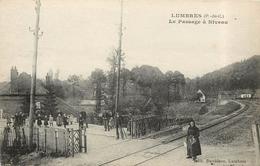 LUMBRES - Le Passage à Niveau. - Lumbres