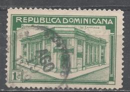 Dominican Republic 193. Scott #305 (U) Post Office, Santiago * - Dominicaine (République)
