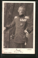 AK Kronprinz Rupprecht Von Bayern In Uniform - Royal Families