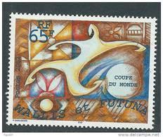 Wallis Et Futuna N° 569  XX Coupe Du Monde De Football 2002 Sans Charnière TB