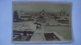 PARIS EXPOSITION UNIVERSELLE DE 1878 PALAIS DU CHAMP DE MARS - Mostre