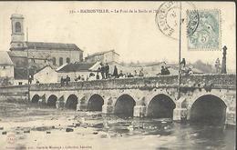 55 Haironville  Le Pont De La Saulx  Et L'Eglise - France