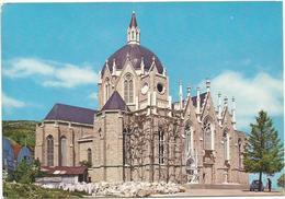 T1109 Castelpetroso (Isernia) - Il Santuario Dell'Addolorata In Costruzione / Non Viaggiata - Autres Villes