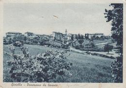 GIOIELLA-PERUGIA-PANORAMA DA LEVANTE-VIAGGIATA-vedi Descrizione-ORIGINALE 100% - Perugia