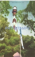 63478 ARGENTINA SAN CLEMENTE DEL TUYU BS AS VISTA PARCIAL FARO LIGHTHOUSE PHOTO NO POSTAL TYPE POSTCARD - Fotografie