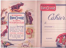 E F/ Protèges Cahiers FrancOrusse N 3 - Protège-cahiers