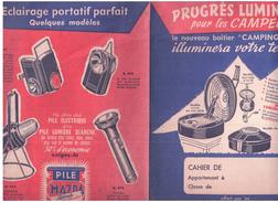 Pi M/Protèges Cahiers Pile Mazda N 1 - Protège-cahiers