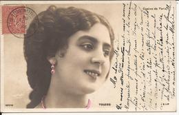9025. CPA ACTRICE TOLEDO 1904 - Artistes