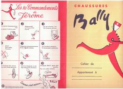 C B/ Protèges Cahiers Chaussures Bally N 1 - Protège-cahiers