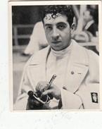 IMAGES CIGARETTES LIGA 161 - JEUX OLYMPIQUES 1936  - MARZI - Escrime