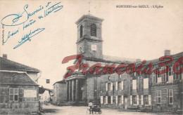 (55) Meuse - Montiers Sur Saulx - L'Eglise - Voir Les Scans - Montiers Sur Saulx