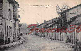 (55) Meuse - Montiers Sur Saulx - Moutiers - Rue De La Forge - Voir Les Scans - Montiers Sur Saulx