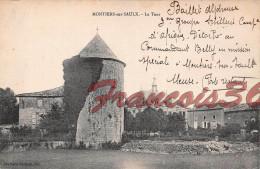 (55) Meuse - Montiers Sur Saulx - La Tour - Voir Les Scans - Montiers Sur Saulx