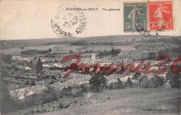 (55) Meuse - Montiers Sur Saulx - Vue Générale - Voir Les Scans - Montiers Sur Saulx