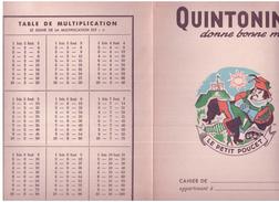 Q /Protèges Cahiers Quintonine N 1 - Protège-cahiers