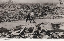 JAPON----HIROSHIMA----ruins Of Explosion............----voir 2 Scans - Hiroshima