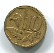 2000 South Africa 10 Cent Coin - South Africa