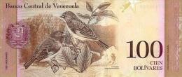 VENEZUELA P. 93e 100 B 2012 UNC - Venezuela