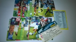 Serie Cpl Dal N 1 Al N 56 Calcio Card Calling 97/98 Ottime Panini - Panini