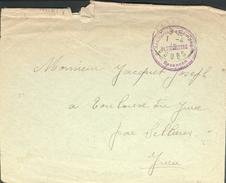 Besançon - 5 ème Artillerie De Campagne Le Vaguemestre - Marcophilie (Lettres)