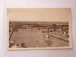 Les Sables D'Olonne - Panorama Du Port - Vue Prise De La Chaume - Sables D'Olonne