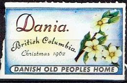 BRITISH COLUMBIA # CHRISTMAS 1962 - Autres