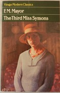 """THE THIRD MISS SYMONS"" - Novelas"
