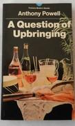 """""""A QUESTION OF UPBRINGING"""" - Livres, BD, Revues"""