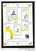 FRANCE Bloc  N° 20  Philex France 1999 Antoine De Saint Exupery Luxe** était Vendu 3.81€ Par La Poste Cote 9€ - Neufs