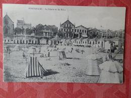 Dep 17 , Cpa PONTAILLAC , La Falaise Et Les Bains (10.528) - France