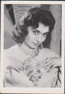 Old Chromo Artist LAILA IMAN Actress Artiest Film Star Filmster Movie Cine Cinema Omegafilm ROMMEL RUFT KAIRO (1959) - Artisti