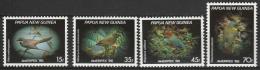 Papua New Guinea   .     SG   .     525/528       .       **   .       Postfris    .    /    .   MNH - Papoea-Nieuw-Guinea