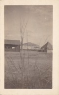 Philippines Constructing The Hangars At Air Service Camps At Camp Stolsenburg Real Photo - Philippines