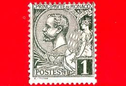 Nuovo - MNH - Principato Di MONACO - 1891 - Principe Albert I (1848-1922) - Figure Allegoriche - 1 - Ongebruikt