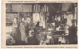 Fabrique De Salaisons - Villefranche De Rouergue