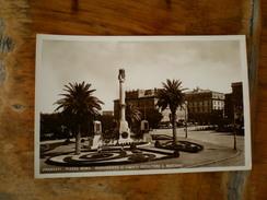Frascati Piazza Roma Monumento Al Caduti Scultore C. Bazzani 1937 - Altre Città