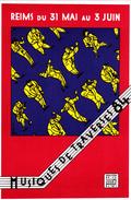 FLOCH -  Bande Dessinée  Musiques De Traverses  Reims  -  CPM  10.5x15 TBE 1984 Neuve - Künstlerkarten