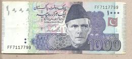 Pakistan - Banconota Circolata Da 1000 Rupie - 2013 - Pakistan