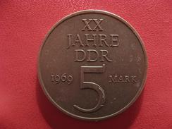 Allemagne République Démocratique - 5 Mark 1969 2667 - [ 6] 1949-1990 : RDA - Rép. Démo. Allemande