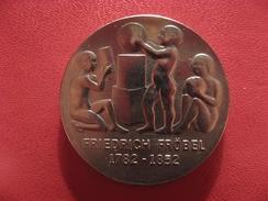 Allemagne République Démocratique - 5 Mark 1982 Anniversaire 200 Ans Friedrich Frobel (55 000 Exemplaires) 2671 - [ 6] 1949-1990 : RDA - Rép. Démo. Allemande