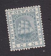 British Guiana, Scott #72, Mint Hinged, Seal Of Colony, Issued 1876 - British Guiana (...-1966)