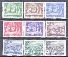 FRENCH  GRAND  LIBAN  365-73   * - Great Lebanon (1924-1945)
