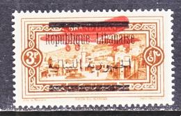 FRENCH  GRAND  LIBAN  C 22   * - Great Lebanon (1924-1945)