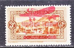 FRENCH  GRAND  LIBAN  C 26   * - Great Lebanon (1924-1945)