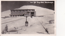 AK Igls - Berg-Hotel Patscherkofel - Seilbahn - 1942 (26079) - Igls