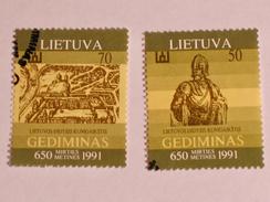 LITUANIE  1991  LOT # 10 - Lituanie