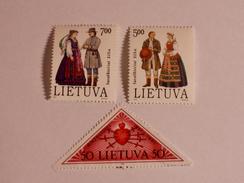 LITUANIE  1991-92  LOT # 12; - Lituanie