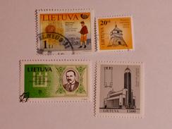 LITUANIE  1993-2007  LOT # 13 - Lituanie